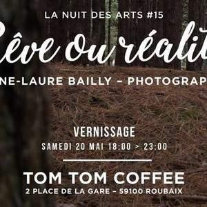 Anne-Laure Bailly ; Rêve ou Réalité ; Photographie