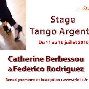 Tango Argentin // Catherine Berbessou & Federico Rodriguez