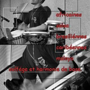 ateliers et cours de percussions traditionnelles