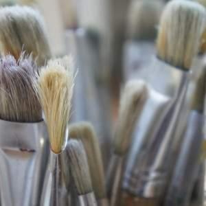 Cours de peinture et recherches personnelles