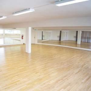 Salles de danse à louer