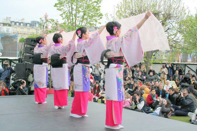 Musique Japonaise Traditionnelle Ensemble Sakura Bas Paris Paris 16 75116 Samedi 21