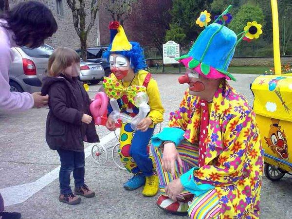Bimbo le Clown Sculpteur sur ballons