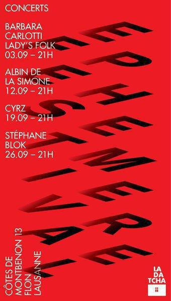 Festival Ephémère 2ème édition