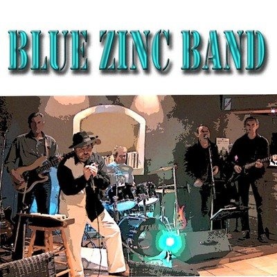 © Blue Zinc Band - GROUPE - BLUES - ROCK - CONCERTS ET ANIMATION EVENEMENTIELLE