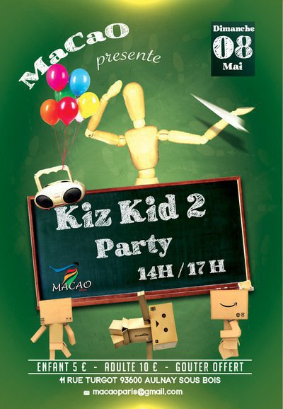 Kiz Kid 2 by Macao