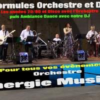 Orchestre Energie Musique anime vos manifestations