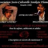 Cours de flamenco à Montpellier