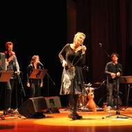 Concert Brigitte Gardet accompagnée par Richard Posselt
