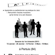 Jam Academy, l'atelier de musique d'ensemble de Jazz en Provence