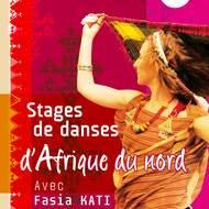 Stage Danses d'Afrique du Nord : spécial Ahwach