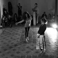 Danse et création : Formation en création chorégraphique et performative