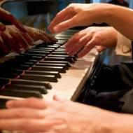 LA ROUTE DE LA SOIE- Piano 4 mains: Pauline van Isacker & Jonas Dept