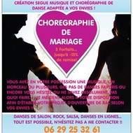 Cours de danse : MARIAGE