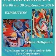 "art contemporain ""Céline Baliguian"""