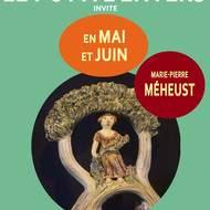 Marie-Pierre MEHEUST au Pot à l'Envers à Moissac.