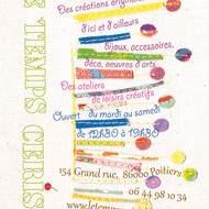 Atelier boutique de créateurs: LE TEMPS CERISE