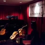ROMANE trio – jazz manouche