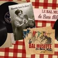 Sortie d'album - Le Beau Milo - Wazemmes l'accordéon