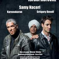 L'Indien chercher le Bronx avec Samy Nacéri, Grégory Duvall et Karunakaran mise en scène Oscar Sisto