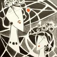 Alin, peintre lorrain contemporain