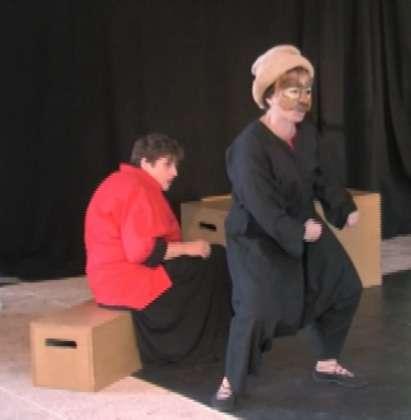 ATELIER DU REVERBERE : Théâtre du Verbe